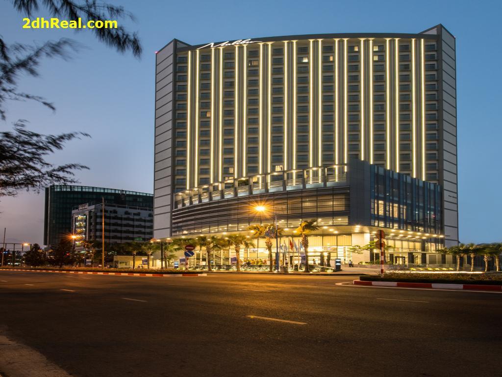 Bán dự án khách sạn 4 sao 2 mặt tiền Hai Bà Trưng và Lê Thánh Tôn, Q.1 .