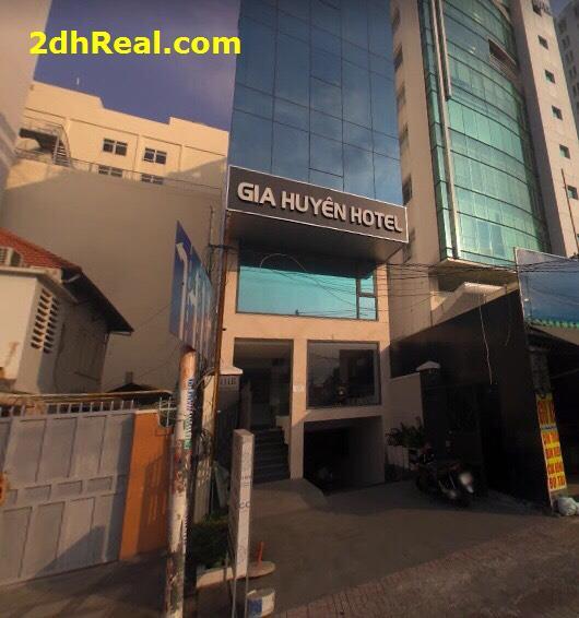 Bán Khách Sạn Gia Huyên , 20 phòng, 111B Lý Chính Thắng, phường 7, quận 3