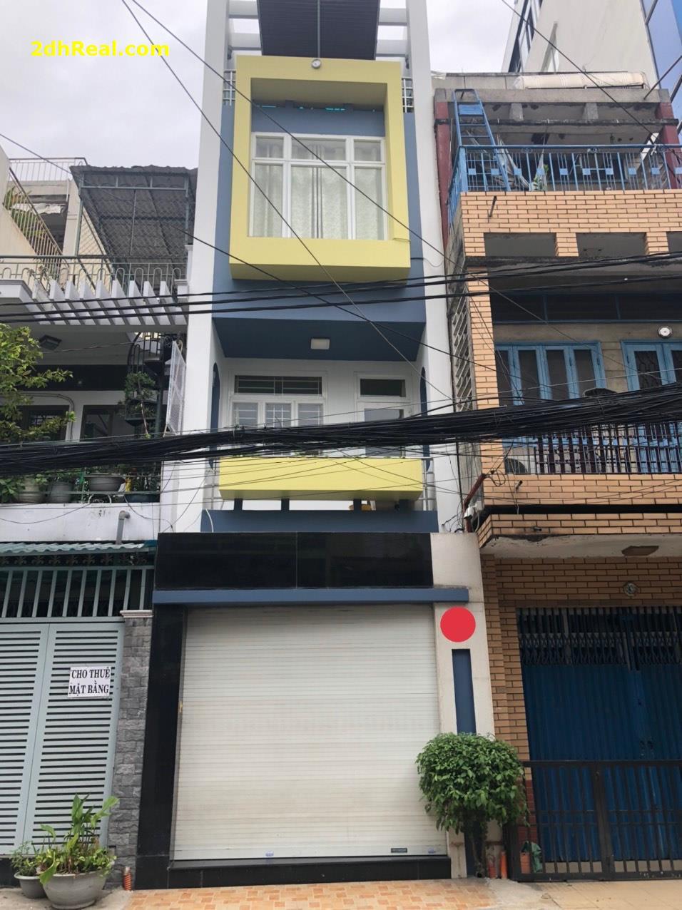 Bán nhà Hoà Hưng quận 10 giá 14 tỷ