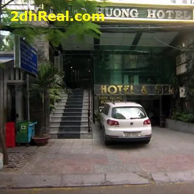 Bán Khách sạn số 5B – 5C Trần Nhuật Duật, Quận 1: 8.5m x 19m