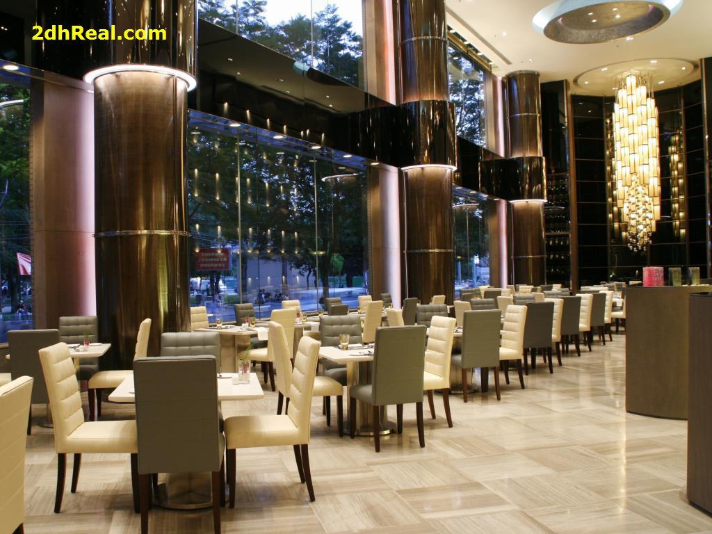 Bán khách sạn 5 sao gần chợ Bến Thành, Quận 1