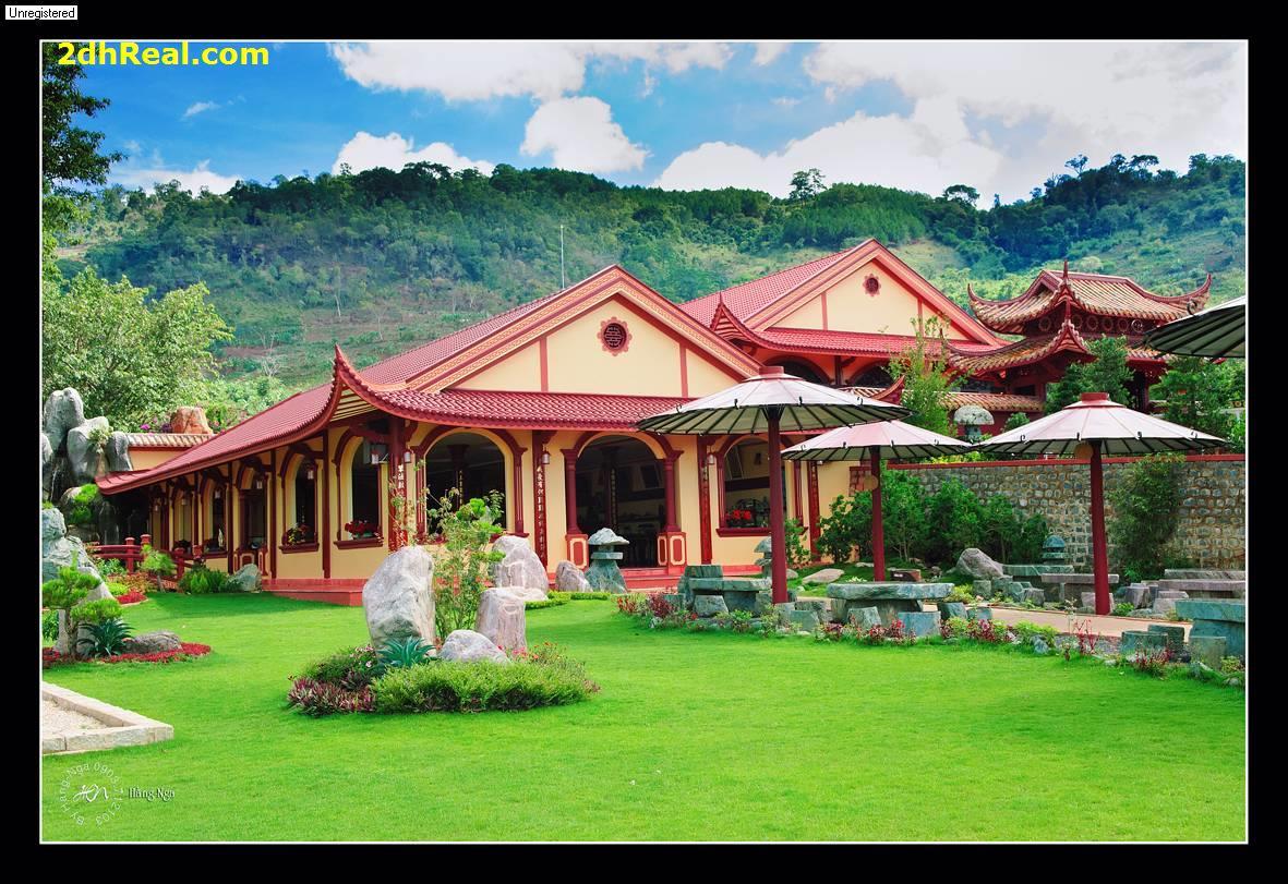 Bán khu du lịch sinh thái 39,8 hecta tại Đức Trọng Lâm Đồng