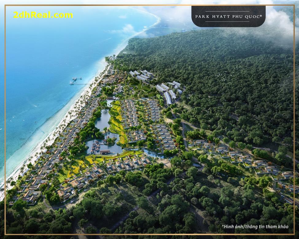 Bán Siêu Biệt Thự Biển Số 1 Đông Nam Á @ Park Hyatt Phú Quốc