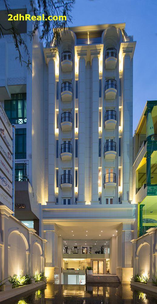 Bán căn hộ dịch vụ 166 - 168 Nam Kỳ Khởi Nghĩa Phường 6, quận 3, HCM