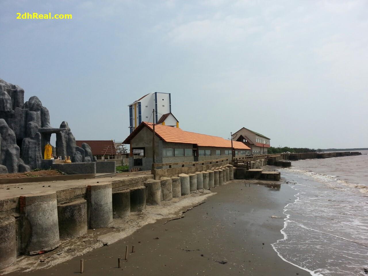 Bán khu du lịch Cồn Cống, xã Phú Tân, huyện Tân Phú Đông - Tiền Giang
