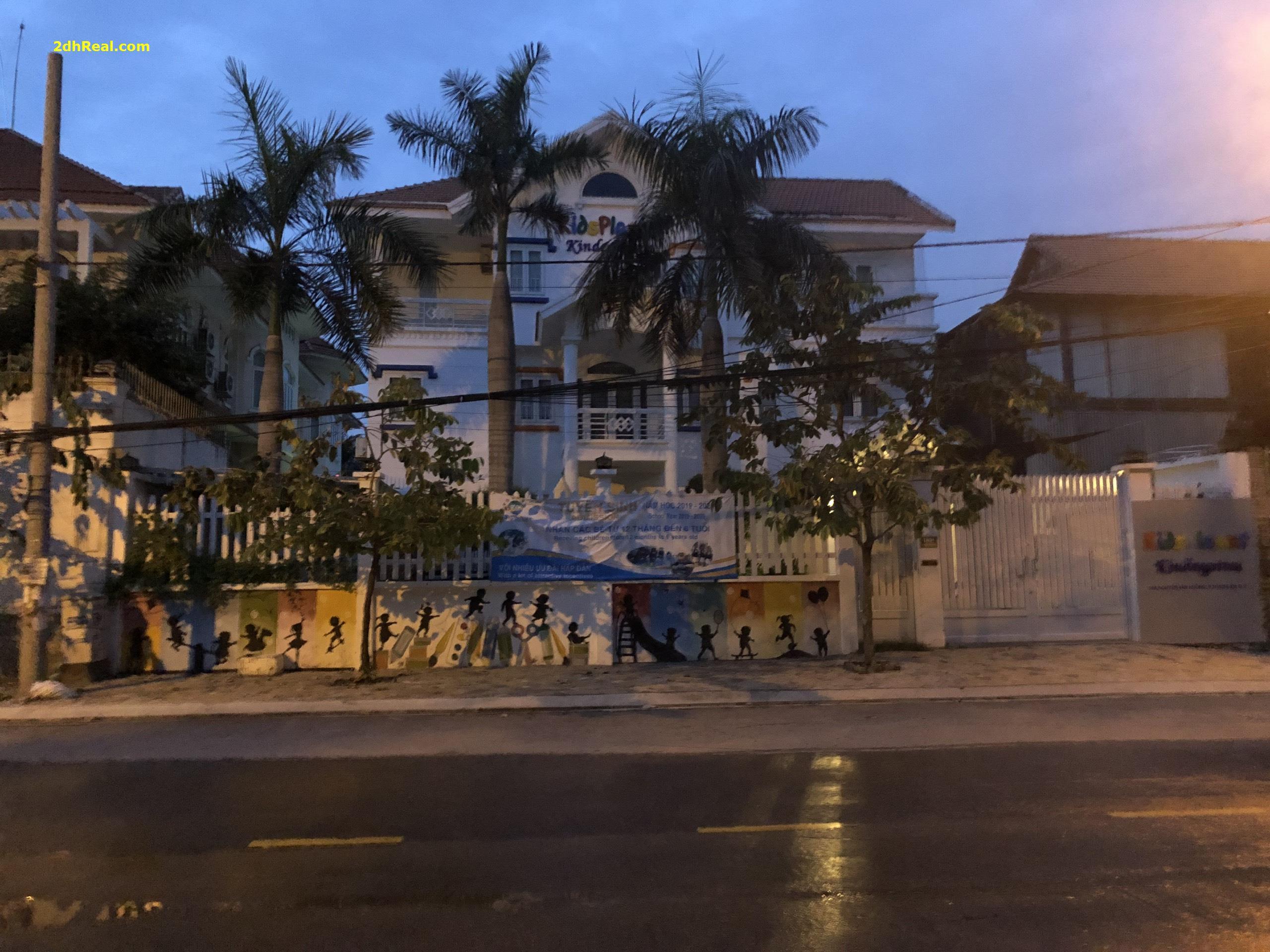 Chuyển nhượng khu đất 1.200m2 đường Điện Biên Phủ quận Bình Thạnh