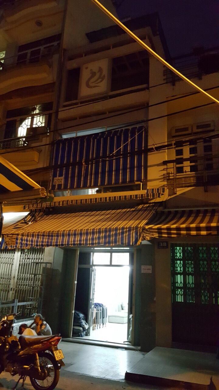Bán Biệt thự mặt tiền số 5A Hàn Thuyên phường Bến Nghé Quận 1