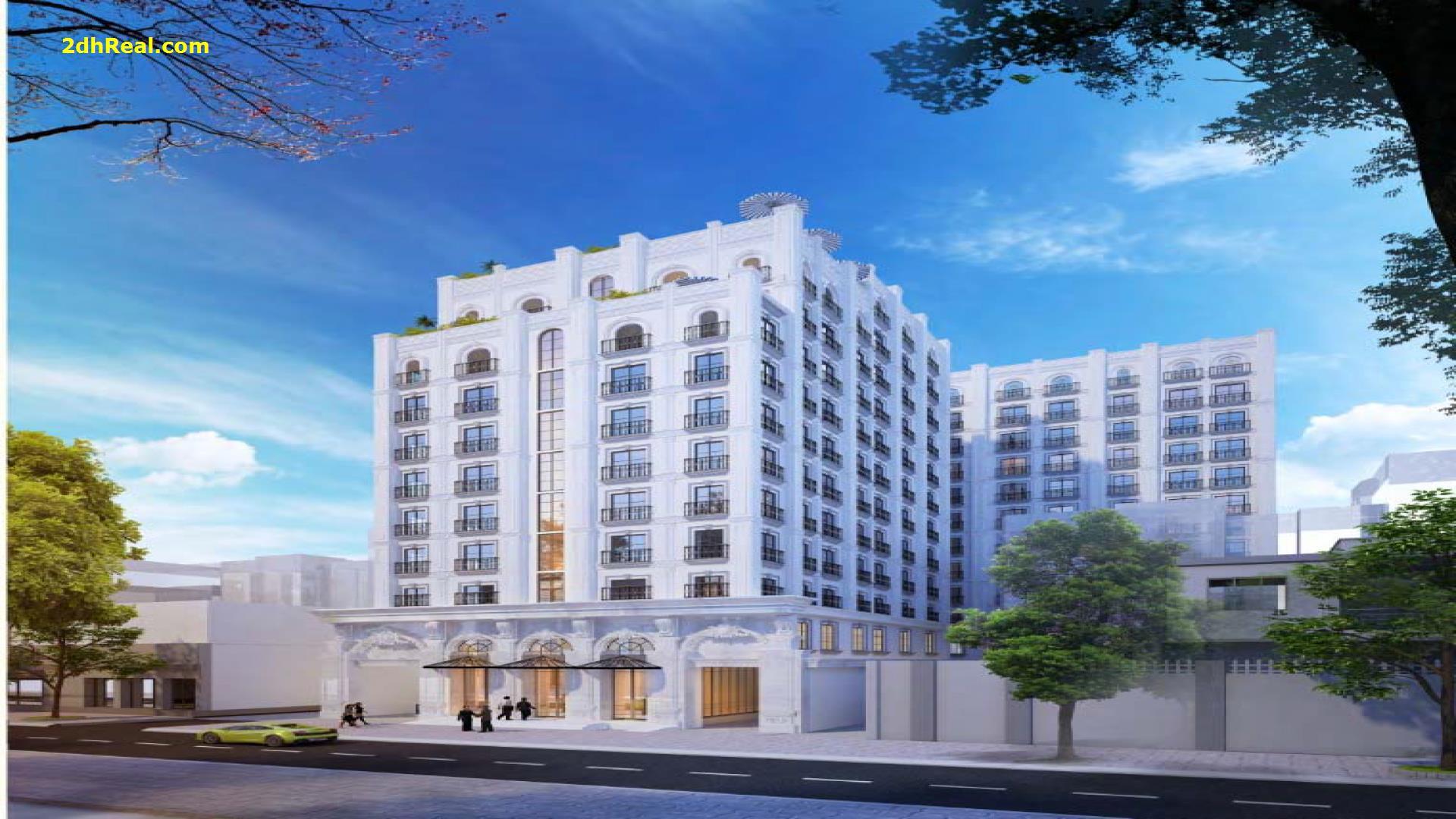 Bán khách sạn 20 – 22 Phạm Ngọc Thạch phường 6 Quận 3