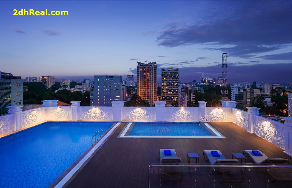 Khách Sạn & Căn Hộ 223 Phòng, 20-22 Phạm Ngọc Thạch, Phường 6, Quận 3.