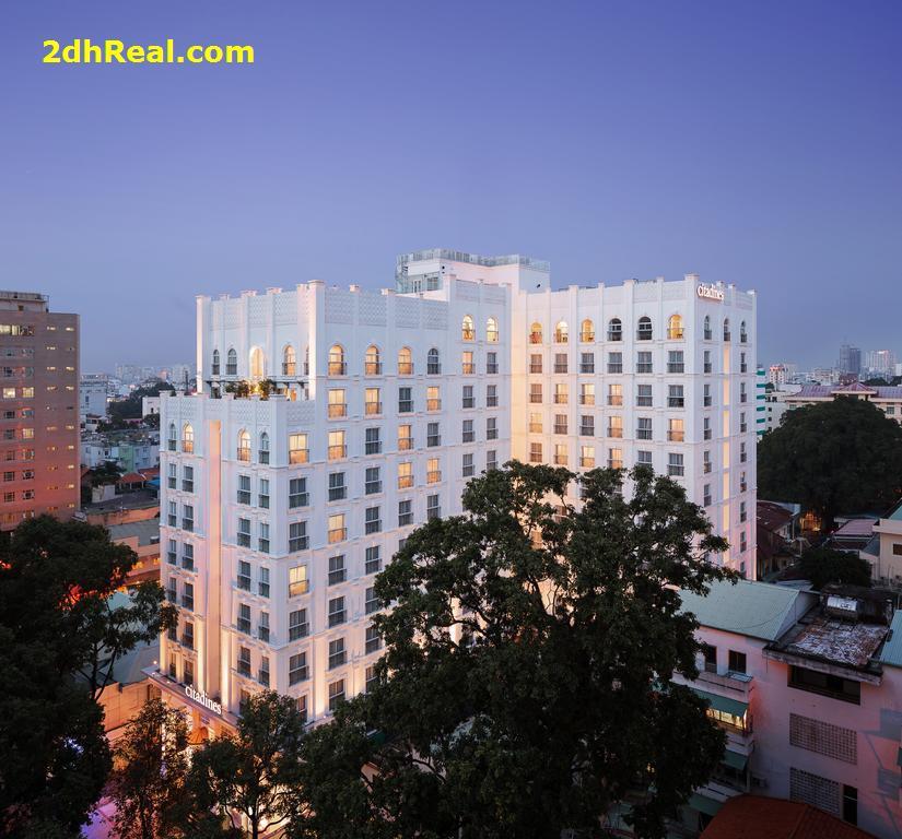 M & A Khách Sạn 5 Sao Pullman Saigon Centre