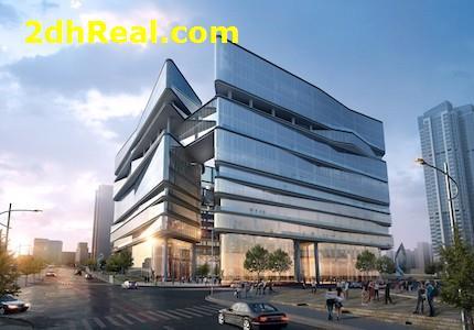 Cho thuê toà nhà 16 Đường Nguyễn Trường Tộ, Phường 12, Quận 4, HCM
