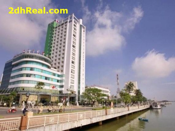 Bán khách sạn Green Plaza Đà Nẵng, số 238 Bạch Đằng TP Đà Nẵng giá 500 tỷ