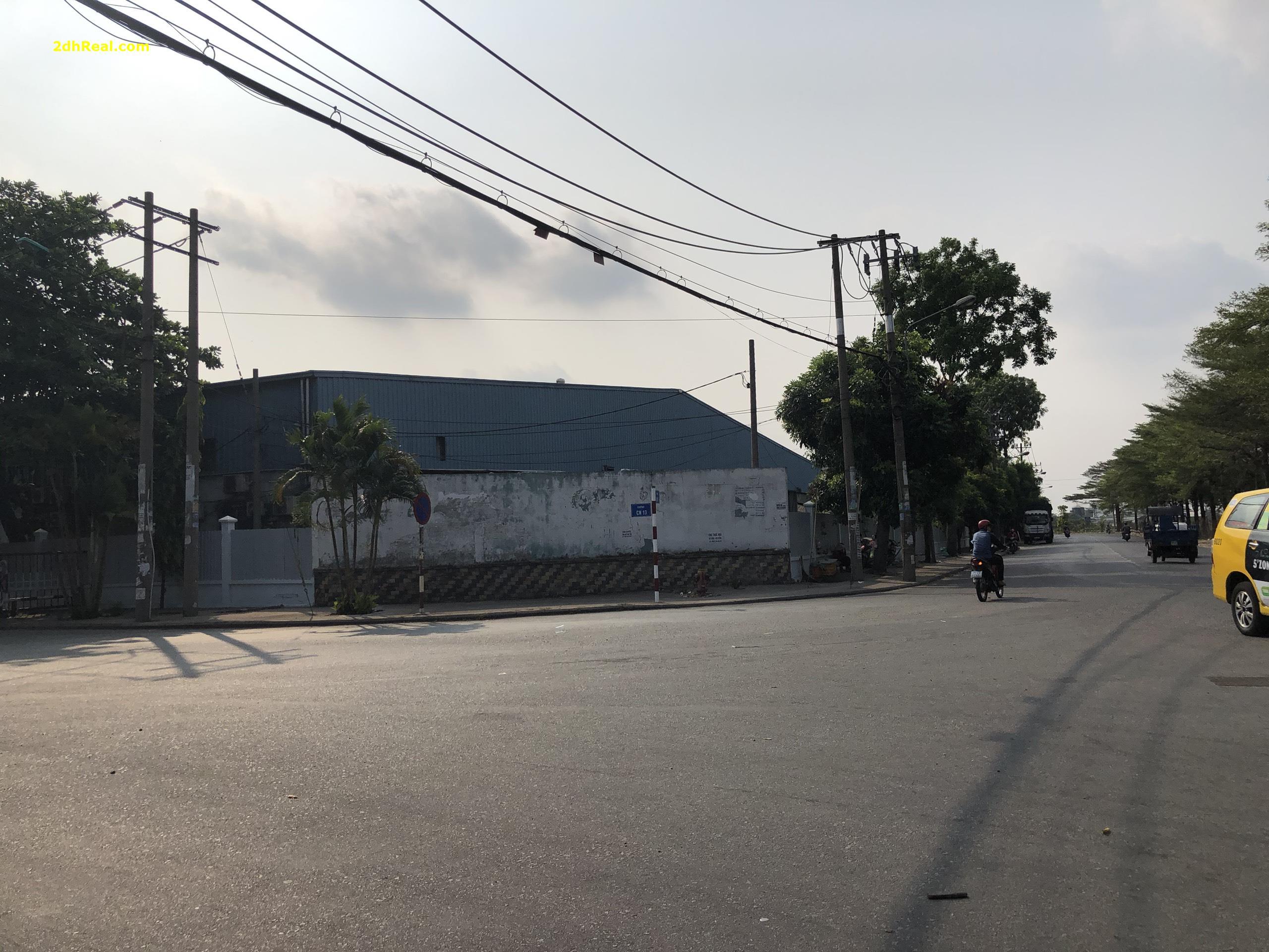 Bán đất nhà xưởng khu công nghiệp Tân Bình