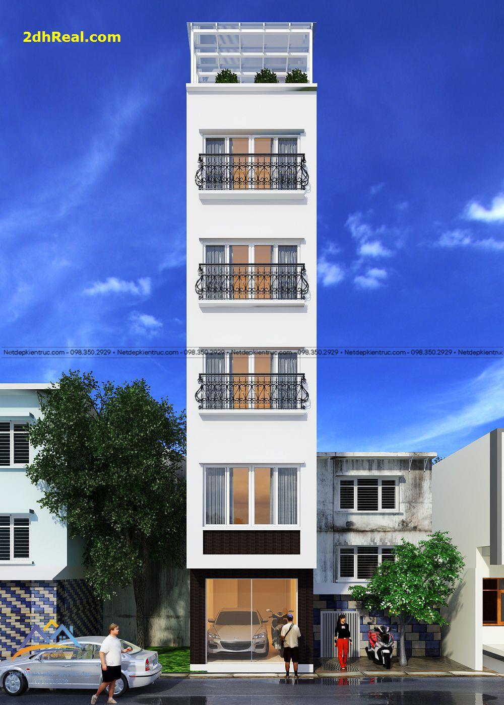 Bán nhà 2 mặt tiền 52 – 54 Calmette, phường Nguyễn Thái Bình, quận 1, TP.HCM