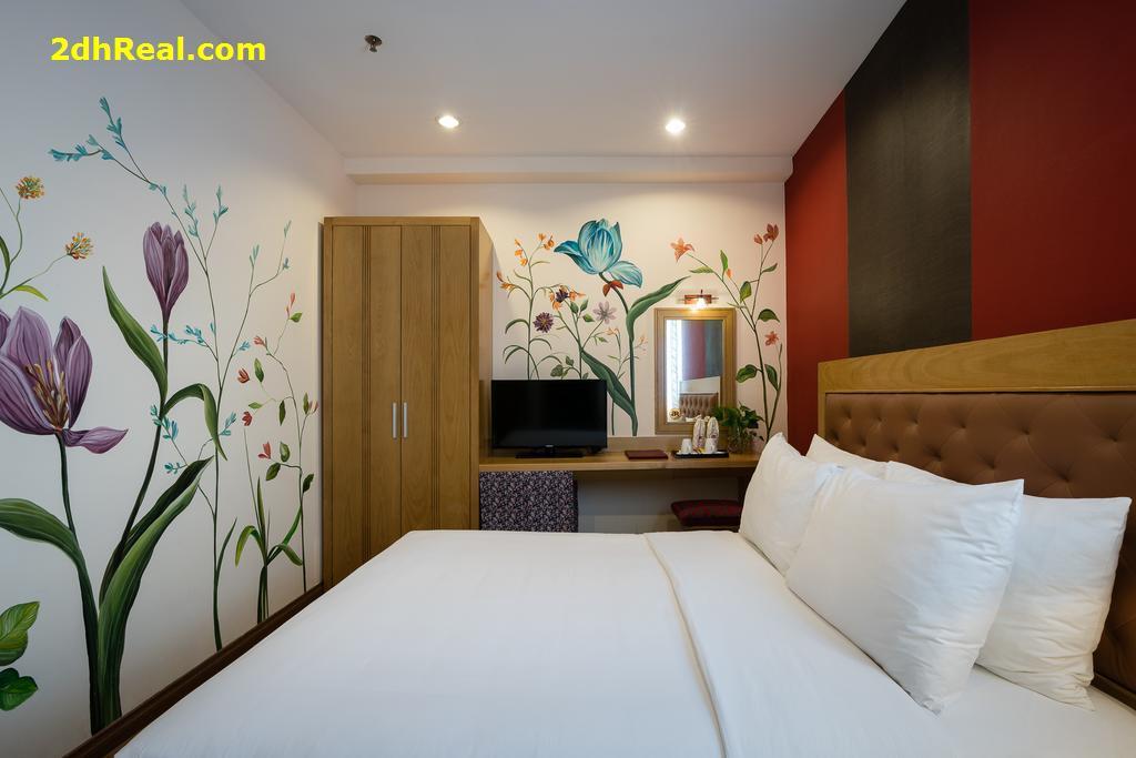 Cho thuê khách sạn 3 sao Bùi Thị Xuân quận 1 tp HCM
