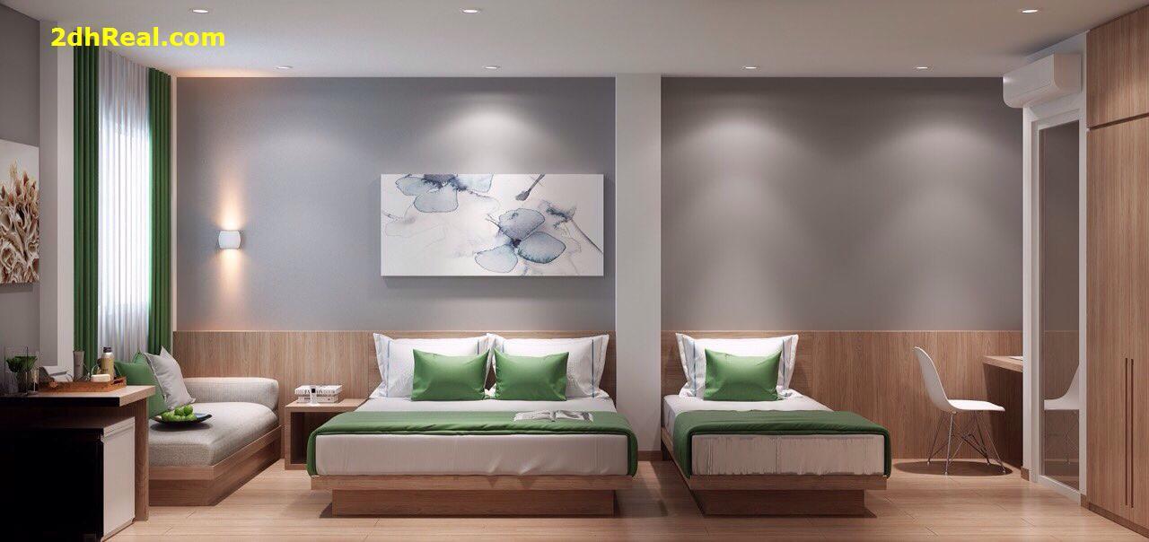 Bán khách sạn ba sao 64 phòng đường Trương Định phường Bến Thành