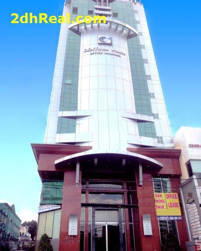 Bán Cao Ốc  208 Nguyễn Trãi, phường Phạm Ngũ Lão, quận 1.