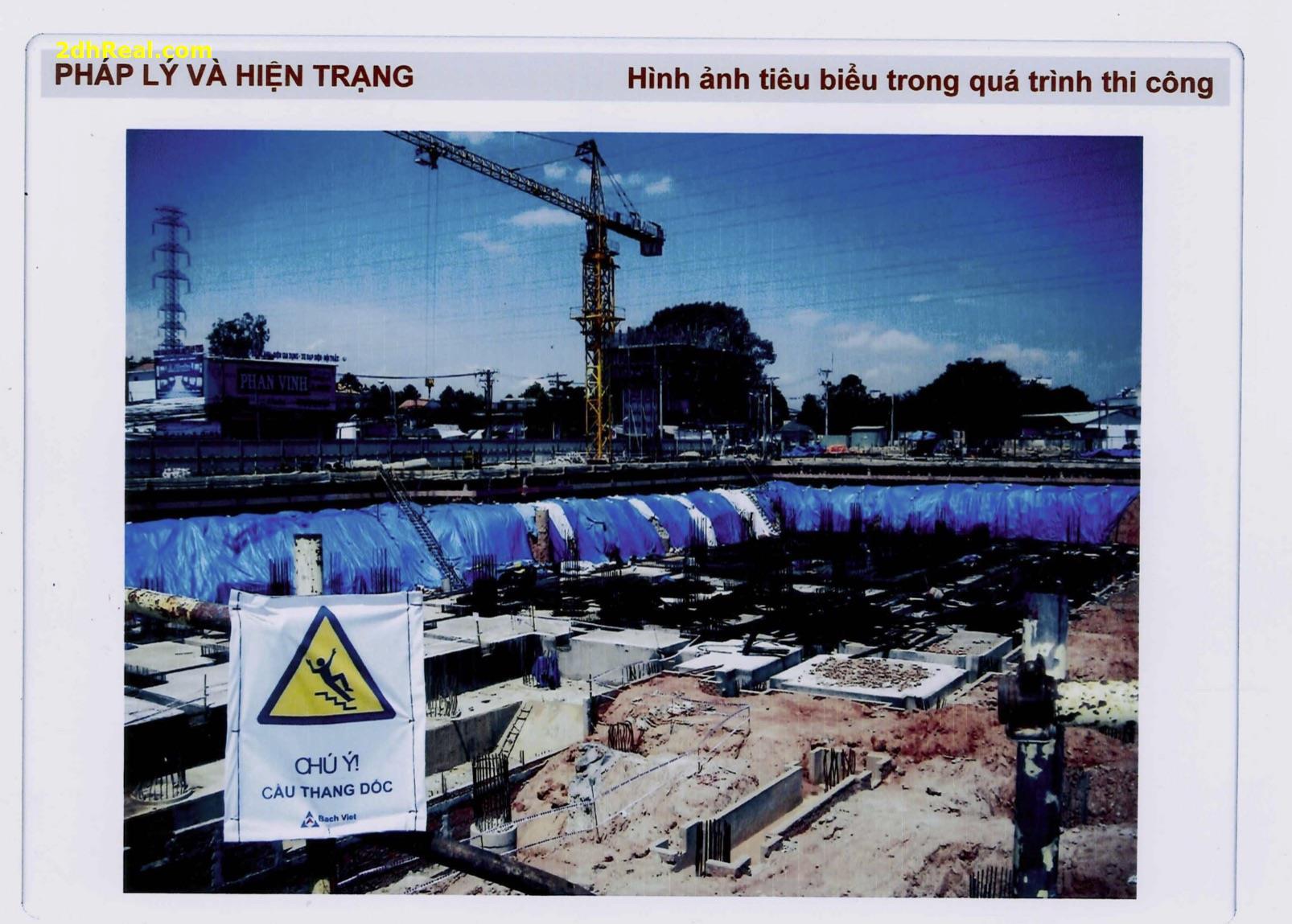 Bán dự án Richland Hill A745 – A746 đường Lê Văn Việt, phường Hiệp Phú, quận 9, Tp.HCM