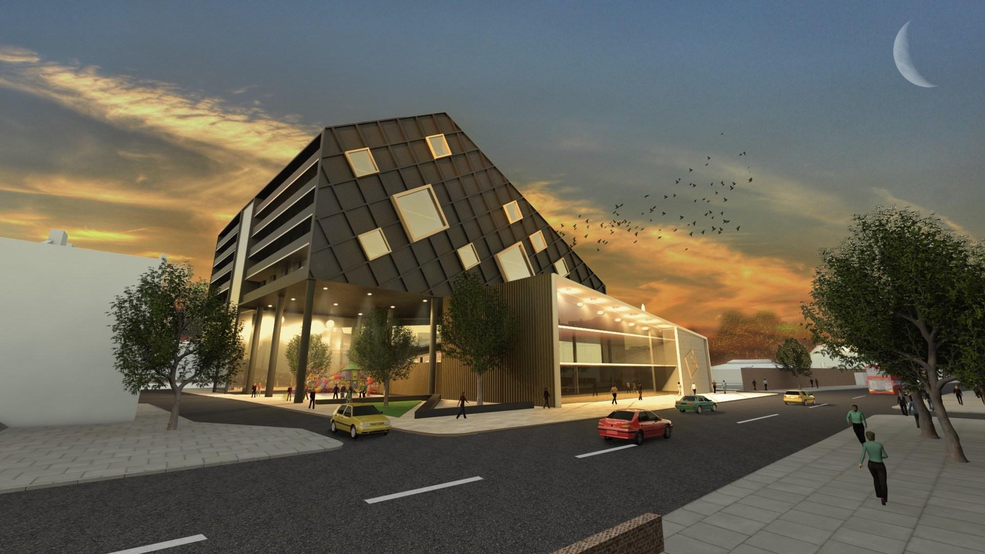 10 ý tưởng kiến trúc để giải quyết khủng hoàng nhà ở tại Luân Đôn
