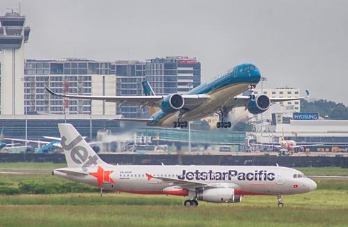 2dh Aviation | Các hãng hàng không bắt đầu lo mất thị phần