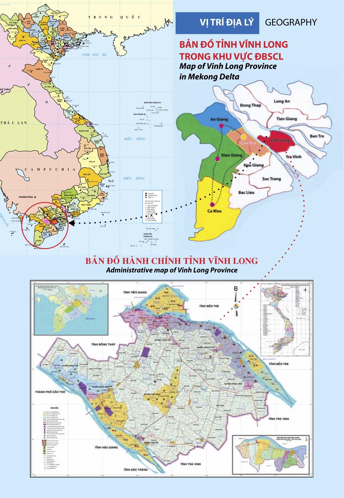 77 dự án mời gọi đầu tư trên địa bàn tỉnh Vĩnh Long