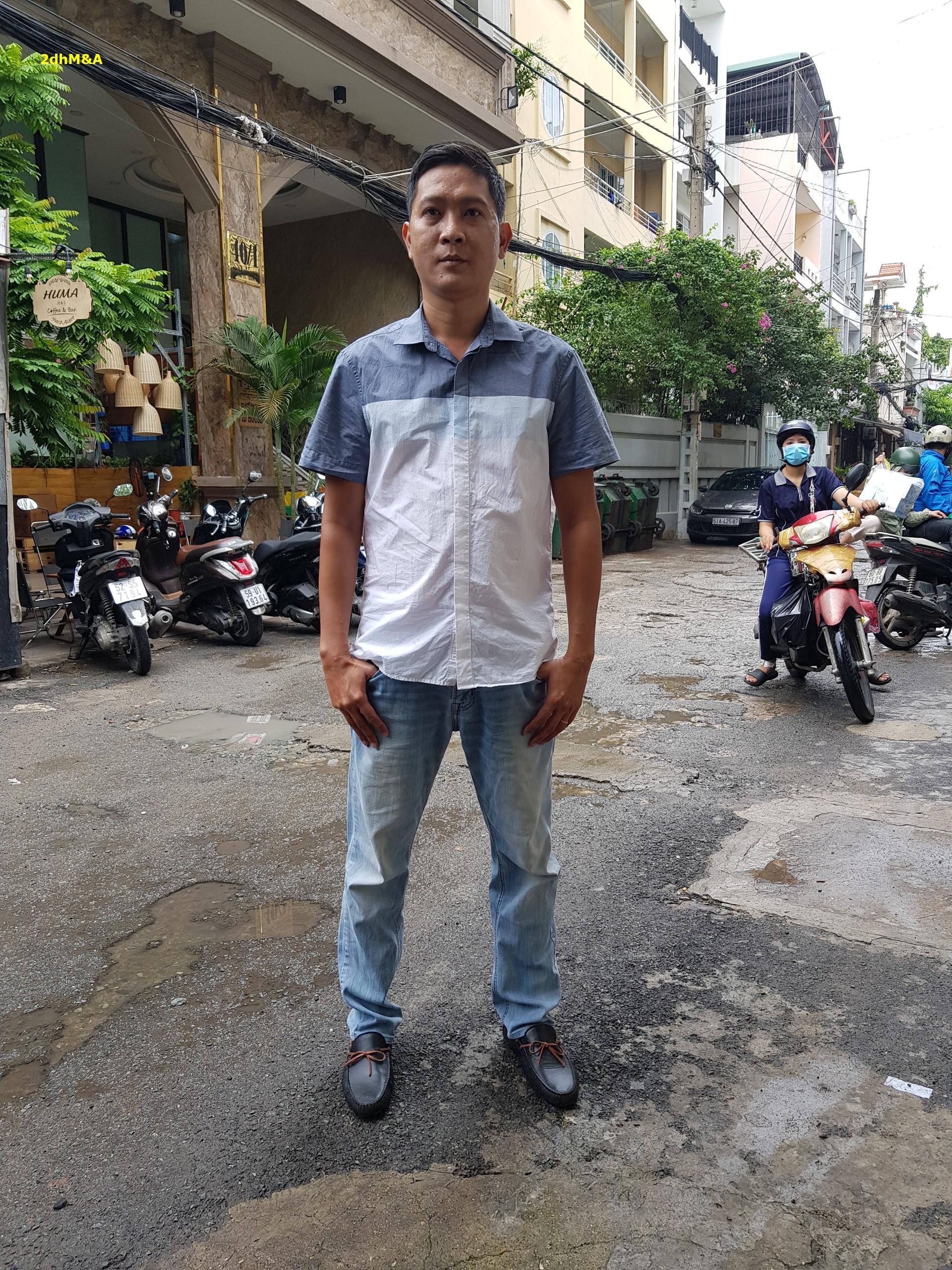 Anh Nguyễn Thành Chung| Chuẩn Chuyên Nghiệp | Chuyên nhà phố Quận 11, Q.5