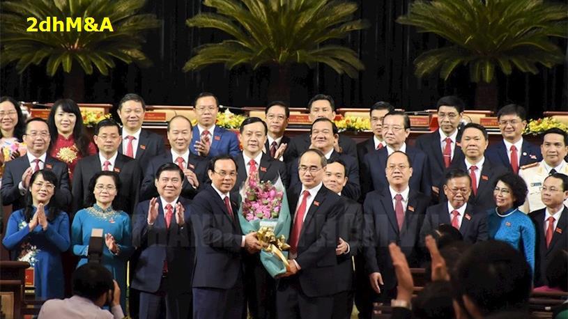 Danh sách Ban Thường vụ, Ban Chấp hành Đảng bộ TPHCM Khóa XI, nhiệm kỳ 2020 - 2025