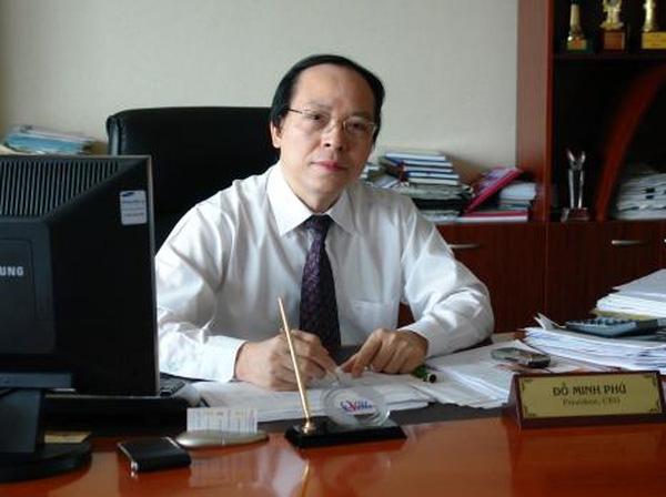 Đỗ Minh Phú Ông chủ Doji | 2012