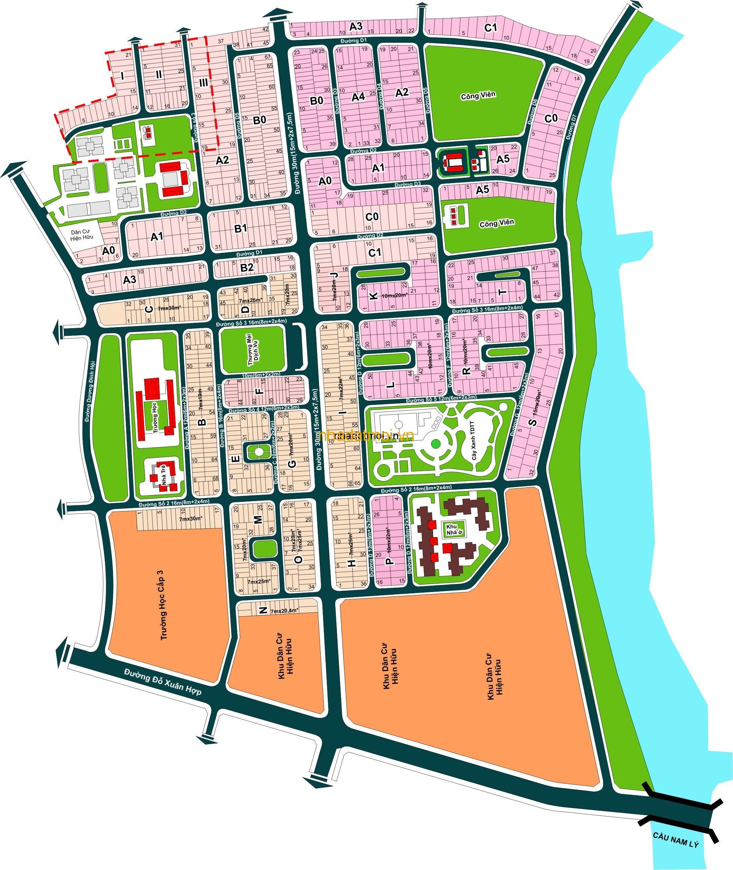 Dự án Gia Hoà Khang Điên Quận 9