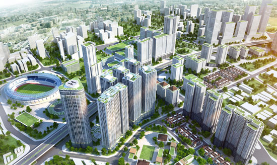 Dự án Chung cư tại số 787, đường Lũy Bán Bích, phường Phú Thọ Hòa, quận Tân Phú, Tp.HCM | Công ty Cổ phần Địa ốc Sài Gòn