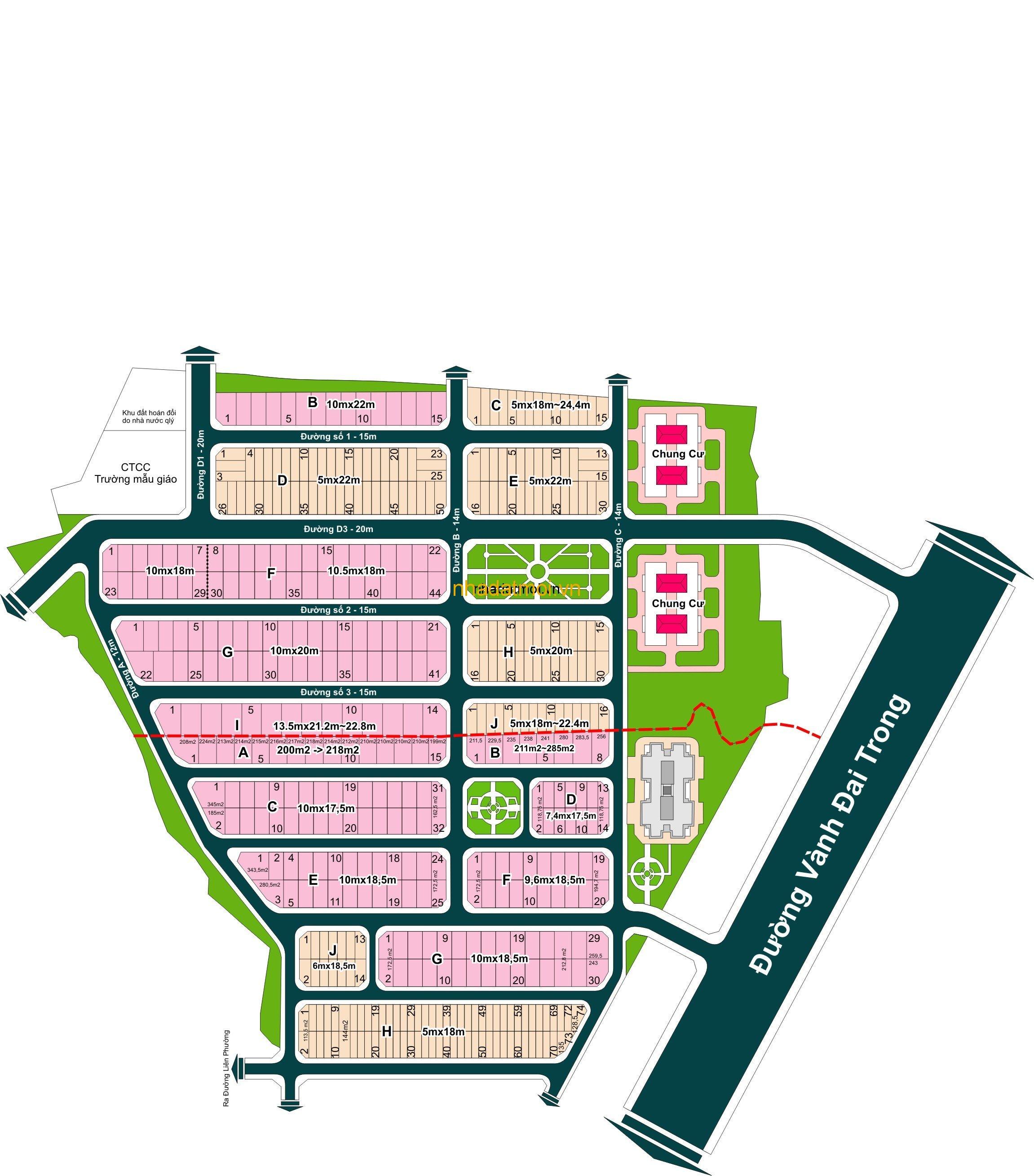 Dự án Hưng Phú Quận 9