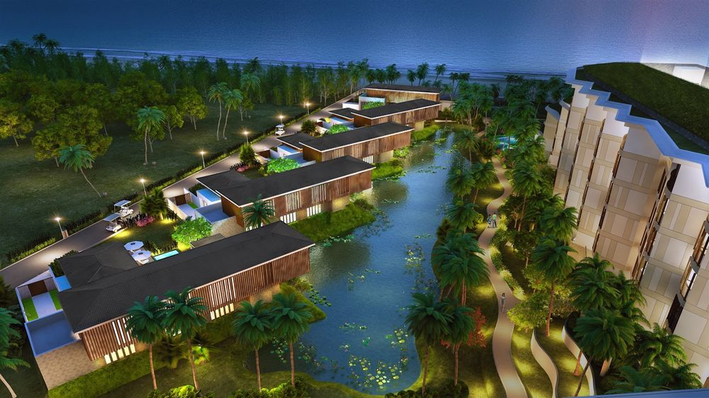 Dự án InterContinental Phu Quoc Long Beach Resort & Residences