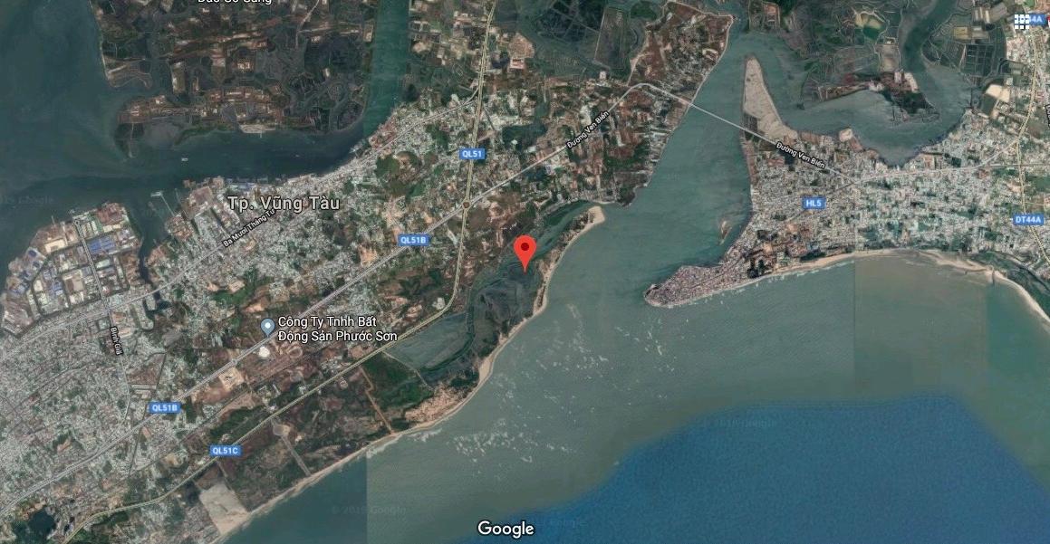 Dự án Khu du lịch nghỉ dưỡng Saigon Atlantis Hotel 918 ha tại Phường 11, 12 Tp. Vũng Tàu
