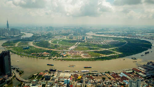 Dự án trên đất vàng vào tầm ngắm của đại gia châu Á