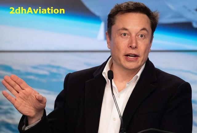 Elon Musk   Tỷ phú Elon Musk: