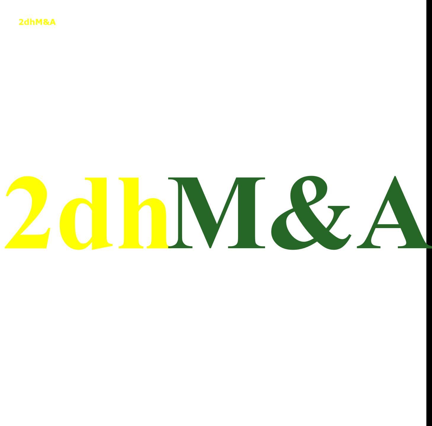 Giới thiệu nhân sự 2dhM&A | P20