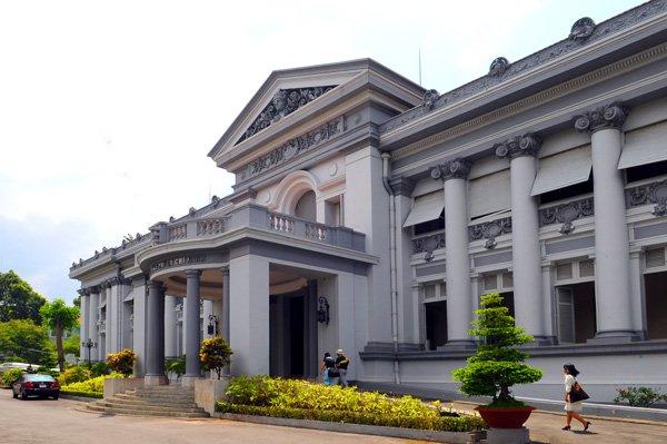 Giới thiệu về Bảo tàng Thành phố Hồ Chí Minh 65 Lý Tự Trọng Quận 1  | Tư vấn quy hoạch