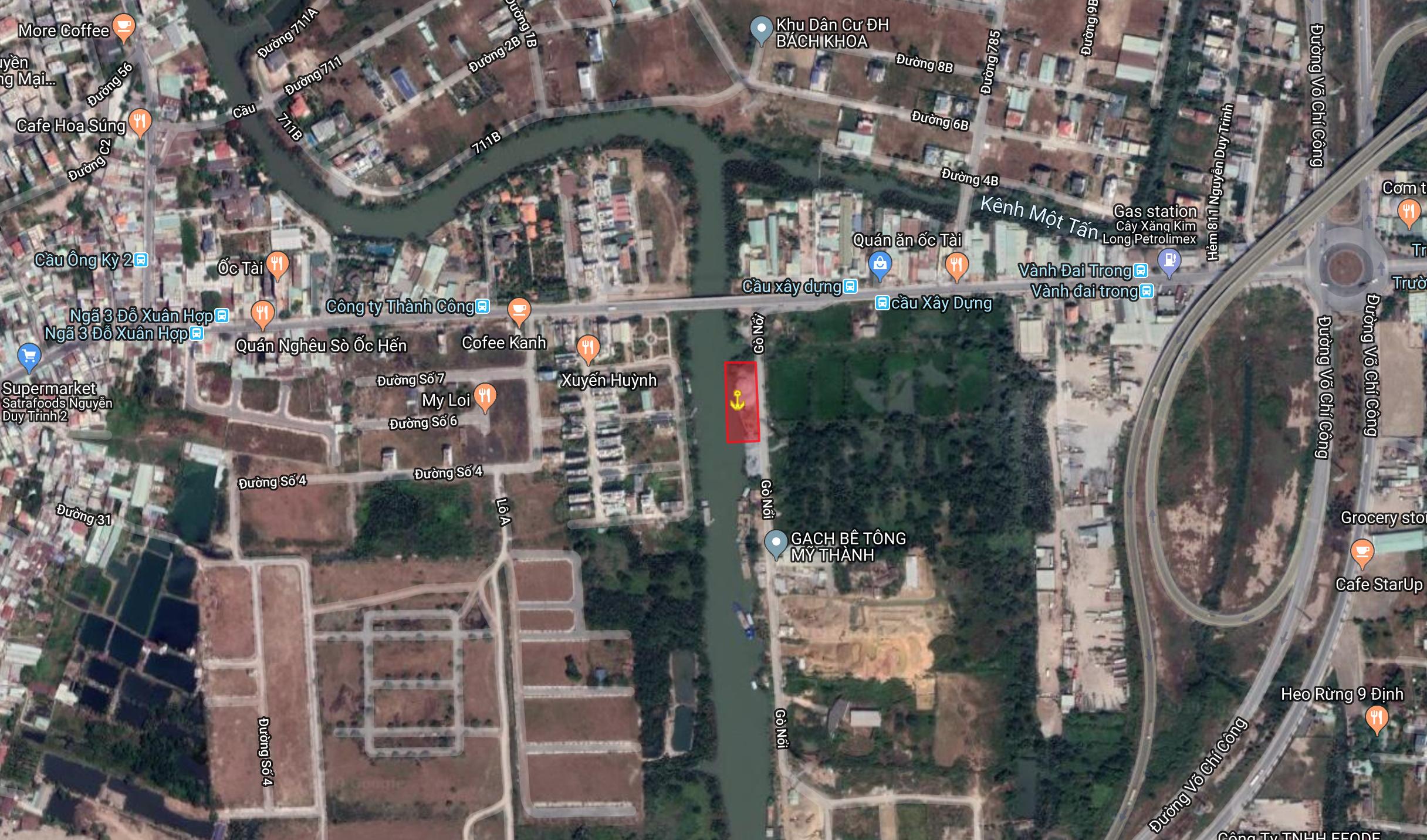 HCM | Cảng T.C.T 01 Phường Phú Hữu,Quận 9,Tp.HCM | Bán cảng đường thuỷ | Cảng thuỷ nội địa