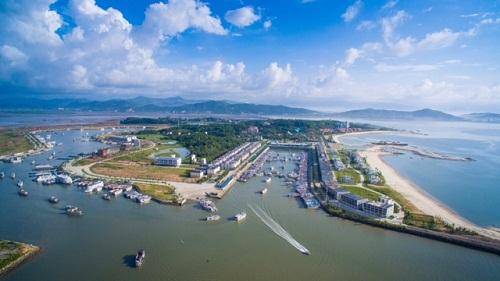 Hoàn thiện Cảng nhân tạo lớn nhất Việt Nam