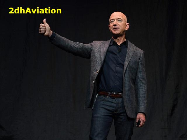 Jeff Bezosj | Kết thúc năm 2019: Jeff Bezos mất 10 tỷ USD nhưng vẫn giàu nhất thế giới