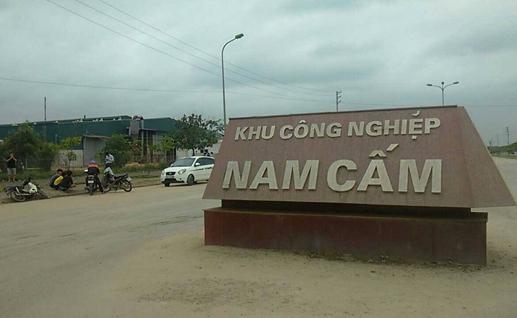 KCN Nam Cấm | Tư Vấn Phát Triển Khu Công Nghiệp