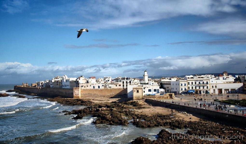 Khám phá đất nước Maroc