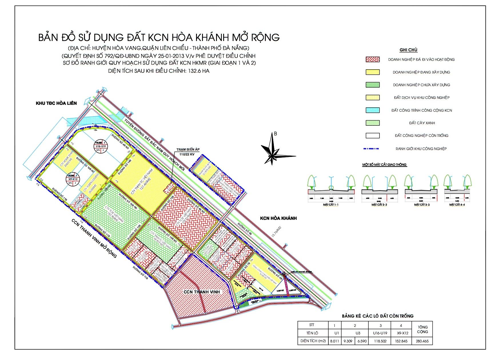 Khu công nghiệp Hòa Khánh Mở Rộng | Đà Nẵng