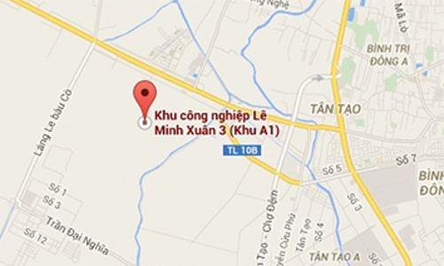 Khu công nghiệp Lê Minh Xuân III | Tp.HCM