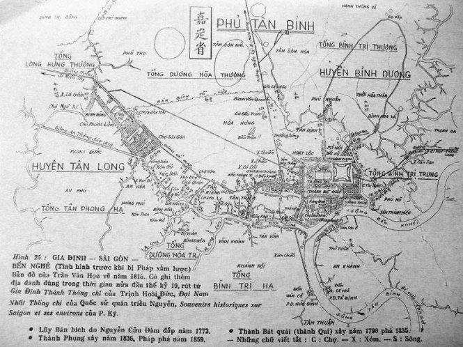 Kiến trúc đô thị khu vực trung tâm Sài Gòn qua các thời kỳ