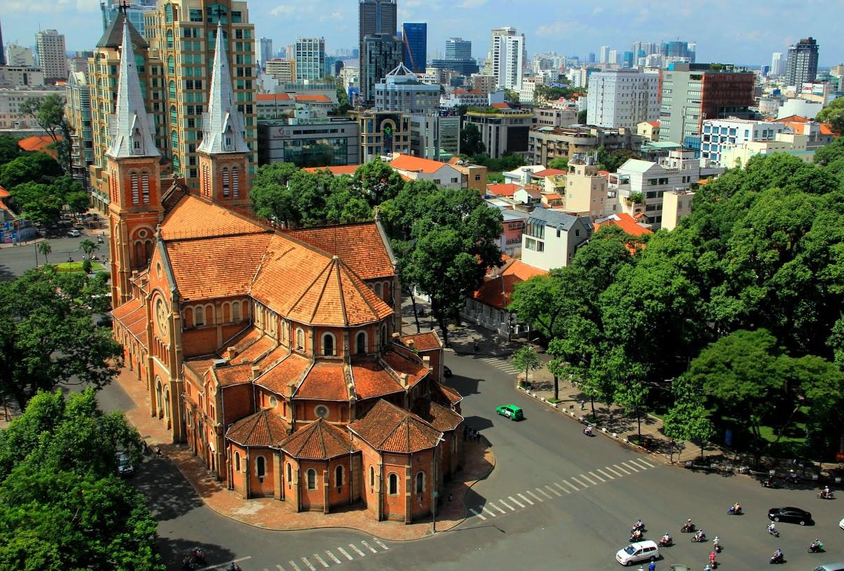 Lịch sử đô thị và kiến trúc đô thị
