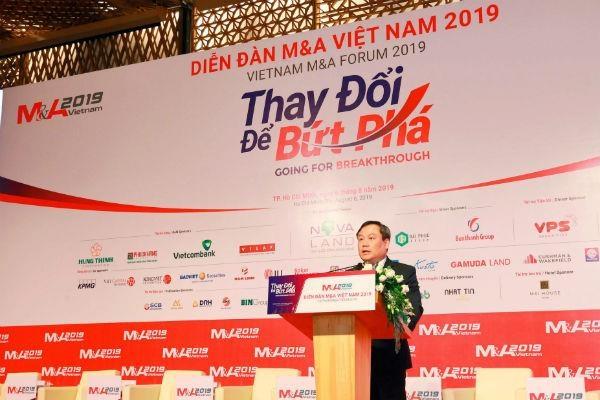 M&A Theo Đặt Hàng | Giá trị các thương vụ M&A ở Việt Nam đạt 1,9 tỷ USD sau nửa năm