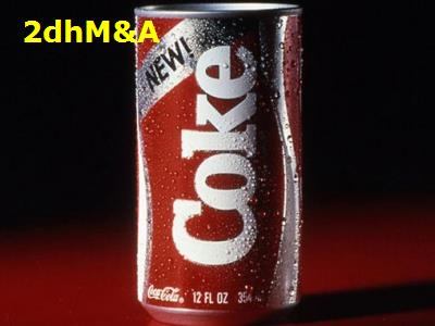 """New Coke - """"Thảm họa của một thương hiệu"""""""