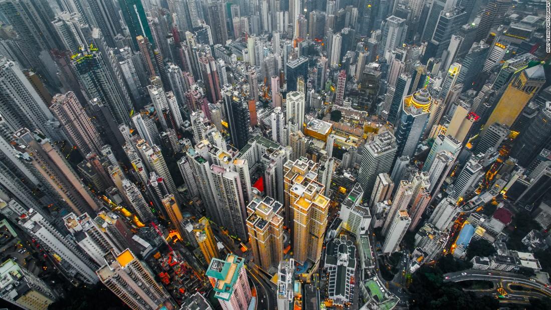 Siêu đô thị HongKong