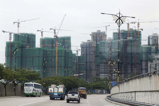 Siêu dự án 100 tỷ USD gần Singapore của Trung Quốc